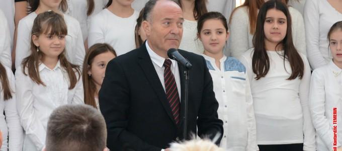 Посета министра нашој школи